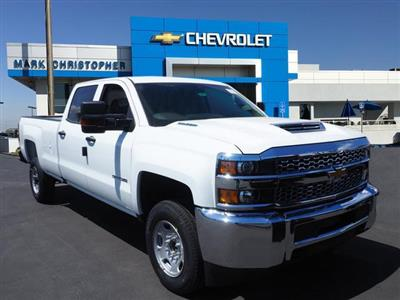 2019 Silverado 2500 Crew Cab 4x2,  Pickup #23710 - photo 1