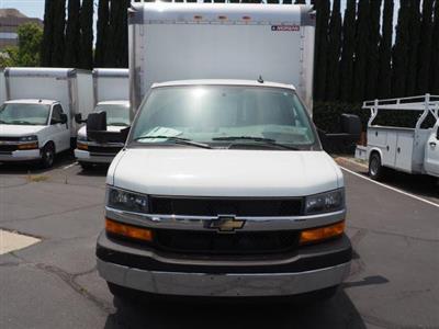2019 Express 3500 4x2,  Morgan Parcel Aluminum Cutaway Van #23713 - photo 3