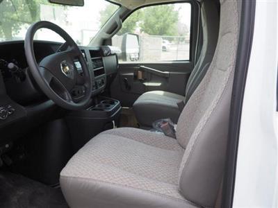 2019 Express 3500 4x2,  Morgan Parcel Aluminum Cutaway Van #23717 - photo 8