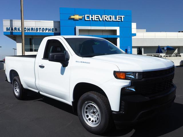 2019 Silverado 1500 Regular Cab 4x2,  Pickup #23762 - photo 1