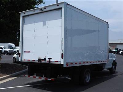 2019 Express 4500 4x2,  Morgan Parcel Aluminum Cutaway Van #23772 - photo 2