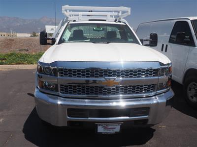 2019 Silverado 3500 Regular Cab DRW 4x2,  Royal Contractor Body #23797 - photo 3