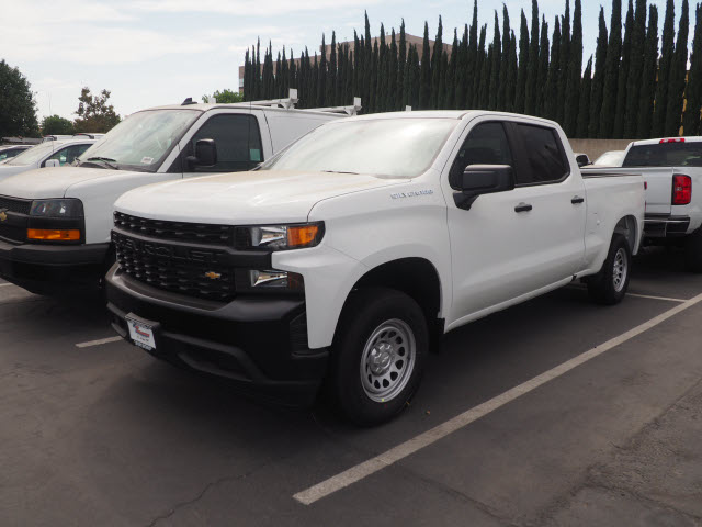 2019 Silverado 1500 Crew Cab 4x2, Pickup #23798 - photo 1