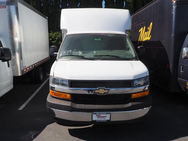 2019 Express 3500 4x2, Supreme Spartan Service Utility Van #23818 - photo 4