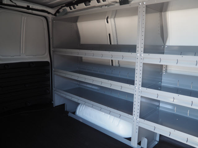 2019 Express 2500 4x2,  Harbor Base Package Upfitted Cargo Van #23823 - photo 5