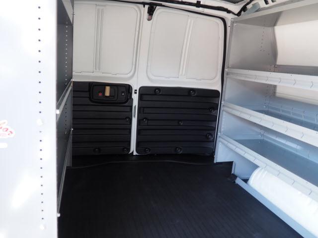 2019 Express 2500 4x2,  Harbor Base Package Upfitted Cargo Van #23823 - photo 6