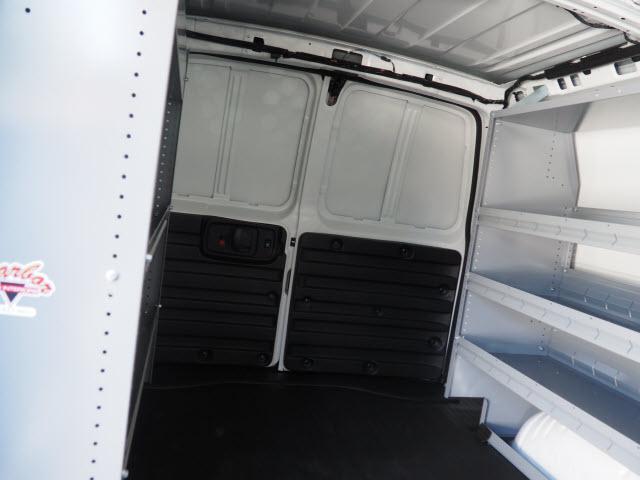2019 Express 2500 4x2,  Harbor Base Package Upfitted Cargo Van #23829 - photo 6