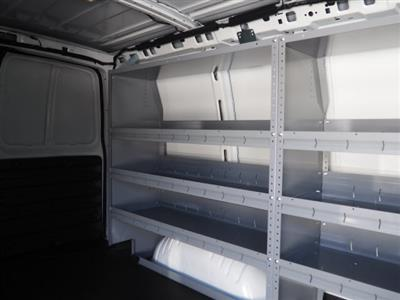 2019 Express 2500 4x2,  Harbor Base Package Upfitted Cargo Van #23829 - photo 2