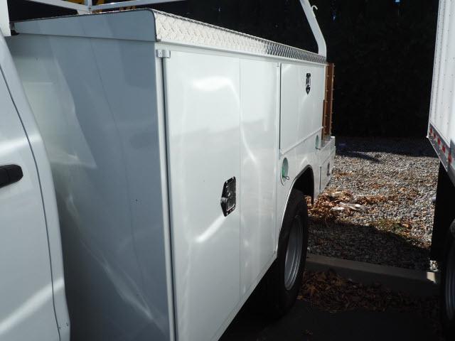 2019 Silverado 3500 Crew Cab DRW 4x2,  Pacific Truck Equipment Inc. Combo Body #23832 - photo 11