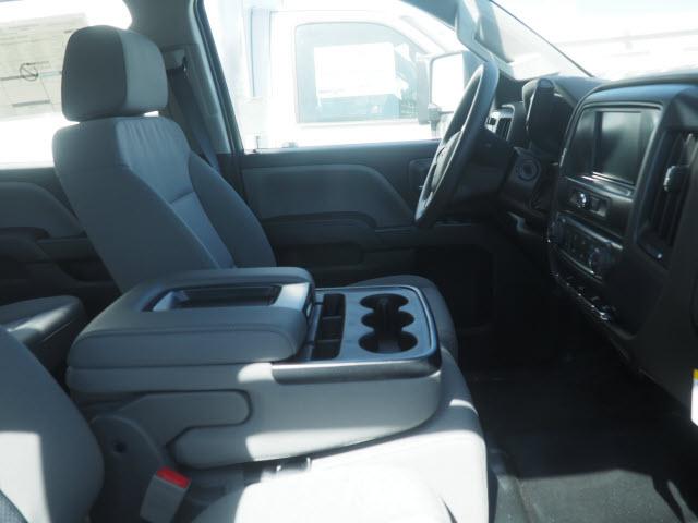 2019 Silverado 3500 Crew Cab DRW 4x2, Pacific Truck Equipment Inc. Combo Body #23832 - photo 4