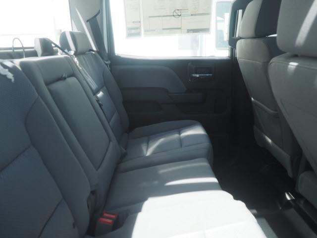 2019 Silverado 3500 Crew Cab DRW 4x2,  Pacific Truck Equipment Inc. Combo Body #23832 - photo 6