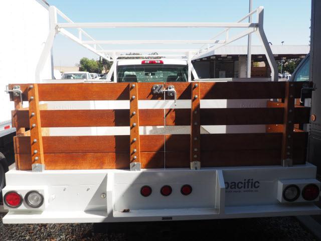 2019 Silverado 3500 Crew Cab DRW 4x2, Pacific Truck Equipment Inc. Combo Body #23832 - photo 2