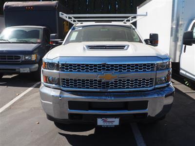 2019 Silverado 3500 Crew Cab DRW 4x2,  Pacific Truck Equipment Inc. Combo Body #23832 - photo 3