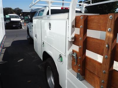 2019 Silverado 3500 Crew Cab DRW 4x2,  Pacific Truck Equipment Inc. Combo Body #23832 - photo 9
