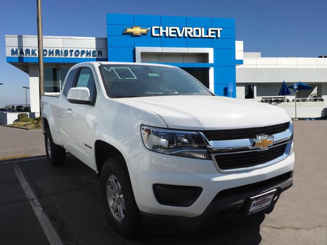 2020 Colorado Extended Cab 4x2, Pickup #23838 - photo 1