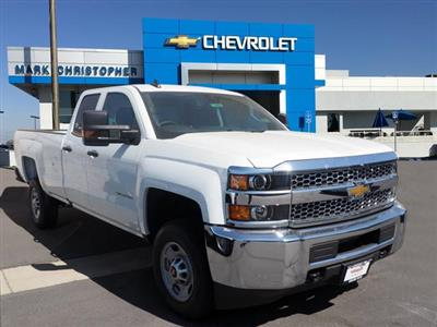 2019 Silverado 2500 Double Cab 4x2, Pickup #23846 - photo 1