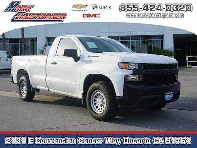 2020 Silverado 1500 Regular Cab 4x2, Pickup #23850 - photo 1