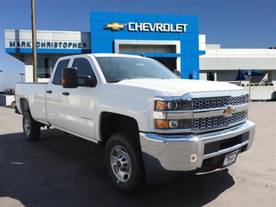 2019 Silverado 2500 Double Cab 4x2,  Pickup #23855 - photo 1