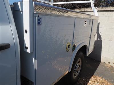 2019 Silverado 3500 Crew Cab 4x2,  Royal Service Body #23856 - photo 5