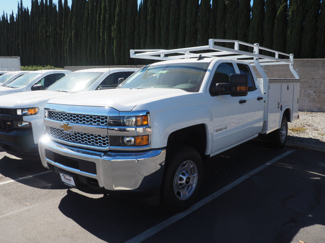 2019 Chevrolet Silverado 2500 Double Cab 4x2, Royal Service Body #23857 - photo 1