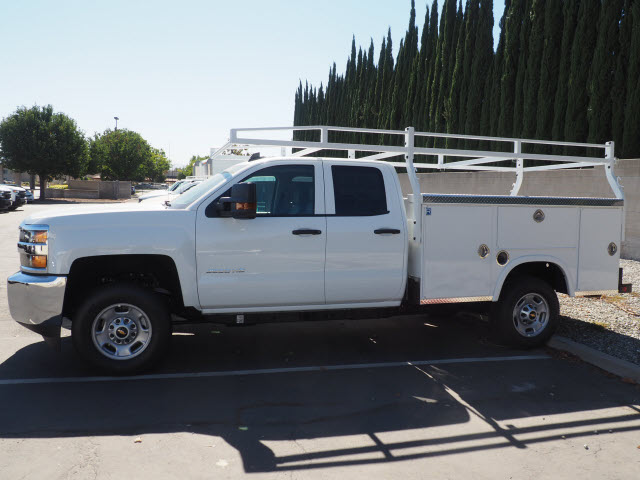 2019 Silverado 2500 Double Cab 4x2, Royal Service Body #23857 - photo 6