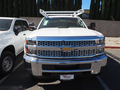 2019 Silverado 2500 Double Cab 4x2, Royal Service Body #23857 - photo 4