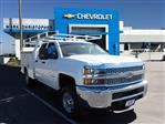 2019 Silverado 2500 Double Cab 4x2, Royal Service Body #23857 - photo 3