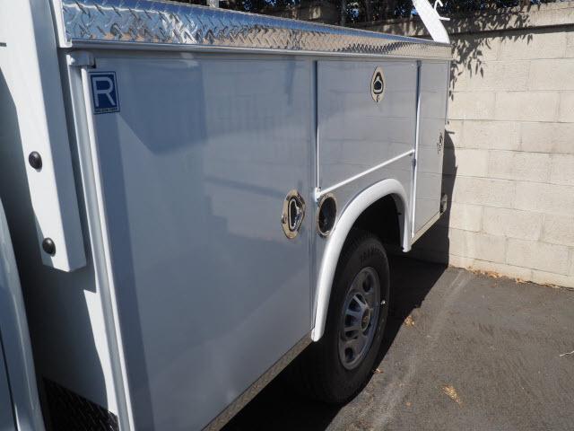 2019 Silverado 2500 Double Cab 4x2,  Royal Service Body #23861 - photo 1
