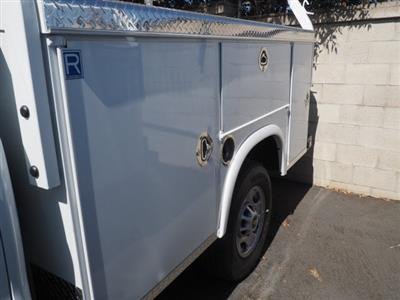 2019 Silverado 2500 Double Cab 4x2, Royal Service Body #23861 - photo 2