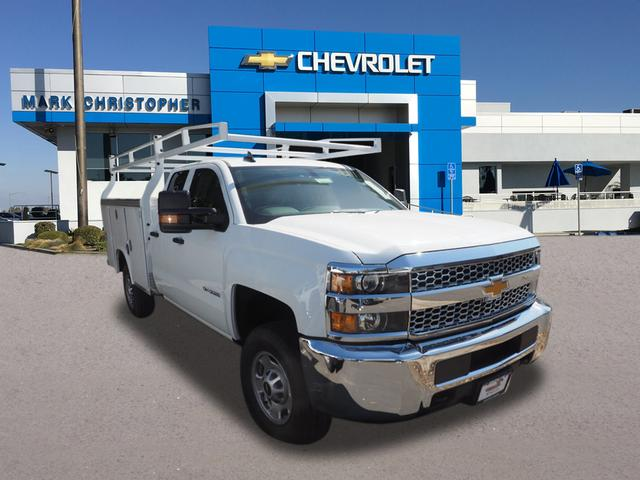 2019 Silverado 2500 Double Cab 4x2, Royal Service Body #23862 - photo 1