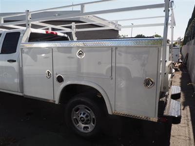2019 Silverado 2500 Double Cab 4x2, Royal Service Body #23862 - photo 2