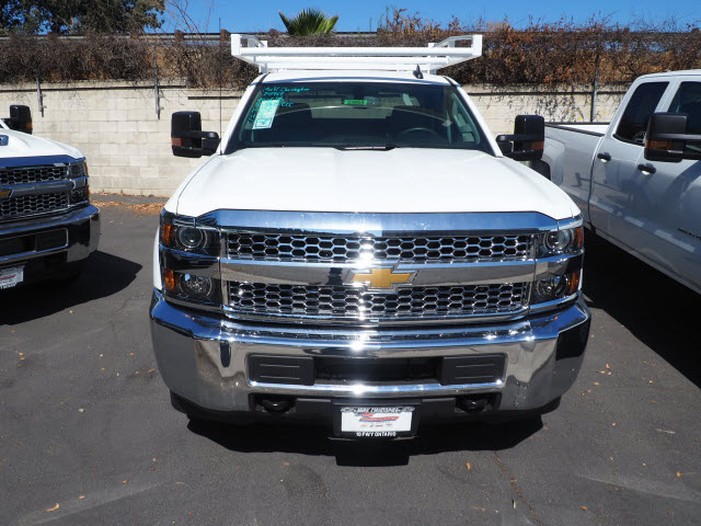 2019 Silverado 2500 Double Cab 4x2, Royal Service Body #23864 - photo 3