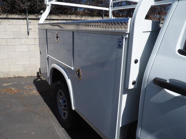 2019 Silverado 2500 Double Cab 4x2, Royal Service Body #23864 - photo 5
