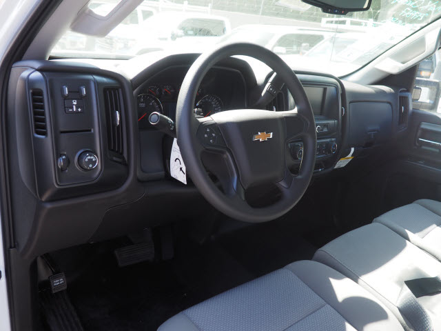 2019 Silverado 2500 Double Cab 4x2, Royal Service Body #23864 - photo 8