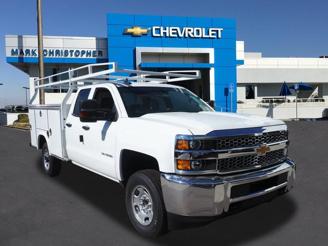 2019 Silverado 2500 Double Cab 4x2, Royal Service Body #23866 - photo 1