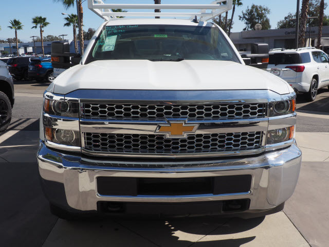 2019 Silverado 2500 Double Cab 4x2, Royal Service Body #23866 - photo 3