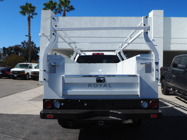 2019 Silverado 2500 Double Cab 4x2, Royal Service Body #23866 - photo 6