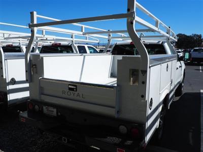 2019 Silverado 2500 Double Cab 4x2, Royal Service Body #23870 - photo 2