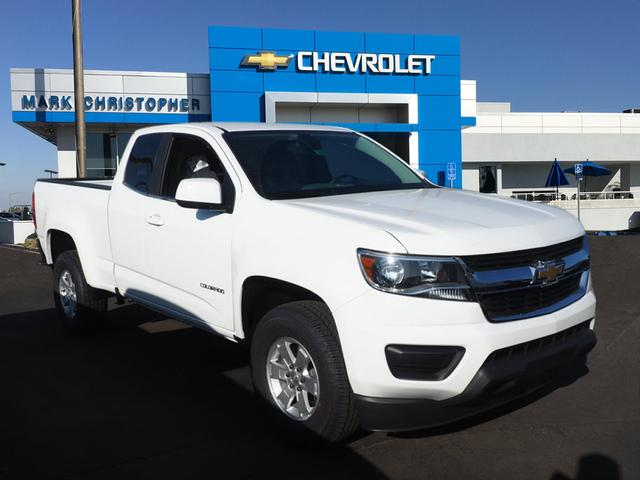 2020 Colorado Extended Cab 4x2, Pickup #23873 - photo 1