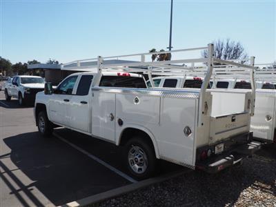 2019 Silverado 2500 Double Cab 4x2, Royal Service Body #23906 - photo 2