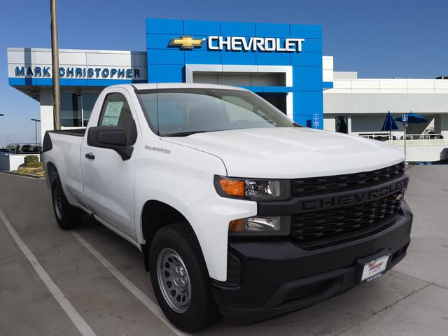 2020 Silverado 1500 Regular Cab 4x2, Pickup #23933 - photo 1
