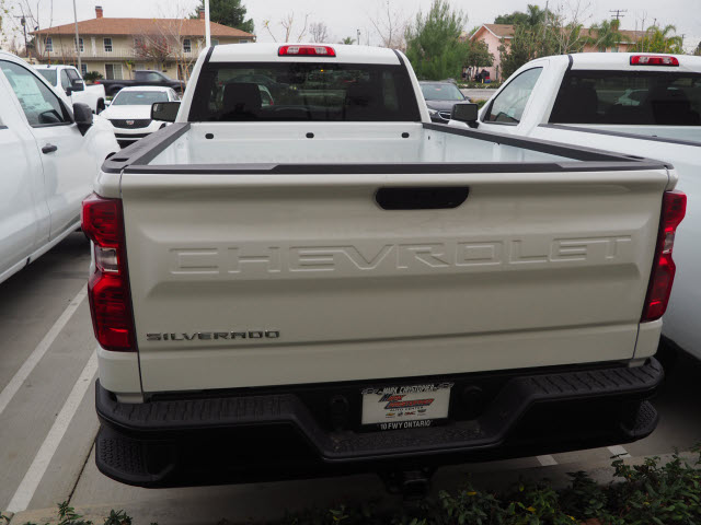 2020 Silverado 1500 Regular Cab 4x2, Pickup #23933 - photo 8