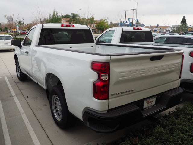 2020 Silverado 1500 Regular Cab 4x2, Pickup #23933 - photo 2