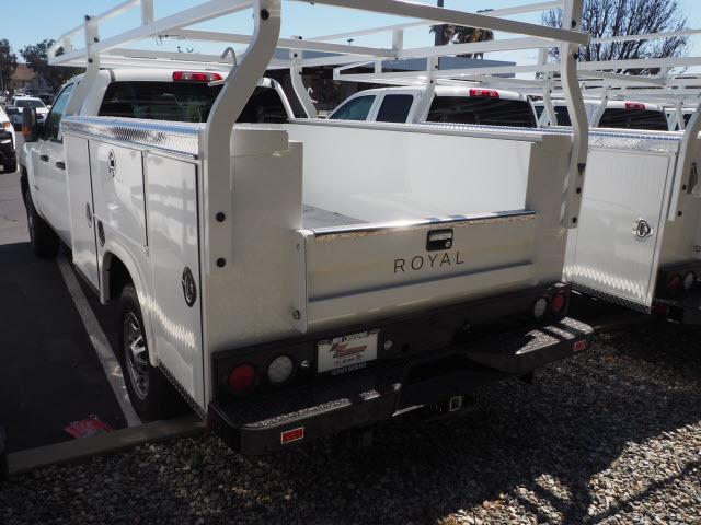 2019 Chevrolet Silverado 2500 Double Cab 4x2, Royal Service Body #23940 - photo 10