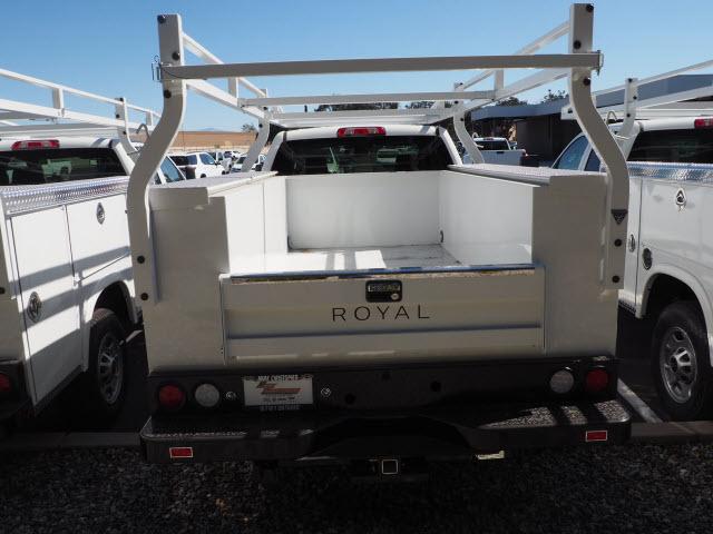 2019 Chevrolet Silverado 2500 Double Cab 4x2, Royal Service Body #23940 - photo 8