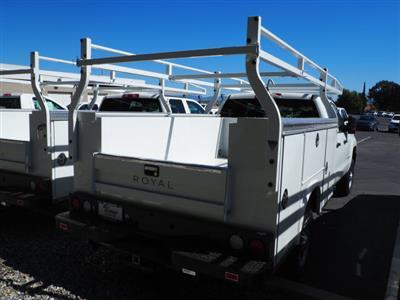 2019 Chevrolet Silverado 2500 Double Cab 4x2, Royal Service Body #23940 - photo 2