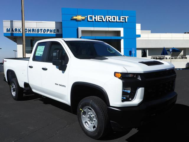 2020 Silverado 2500 Double Cab 4x4, Pickup #23964 - photo 1