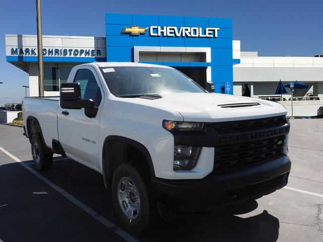 2020 Silverado 2500 Regular Cab 4x2, Pickup #23976 - photo 1