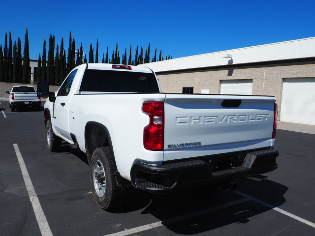 2020 Silverado 2500 Regular Cab 4x2, Pickup #23976 - photo 9