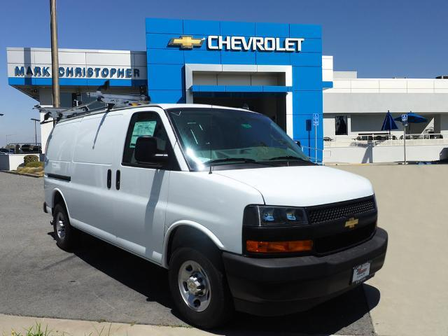 2020 Chevrolet Express 2500 4x2, Harbor Upfitted Cargo Van #23982 - photo 1
